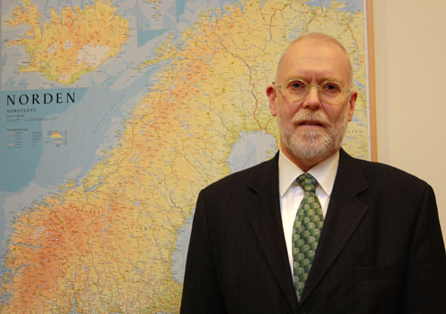 Ambassadör Matti Anttonen
