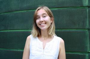 Lisa Lundström var sommarvikarie på ambassaden. Till vardags studerar hon litteraturvetenskap vid Lunds universitet.