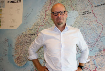 Senior Advisor Lars Hagebris, Business Finland i Stockholm