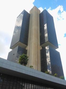 Brasilian keskuspankin pääkonttori, kuva: Juha Savolainen