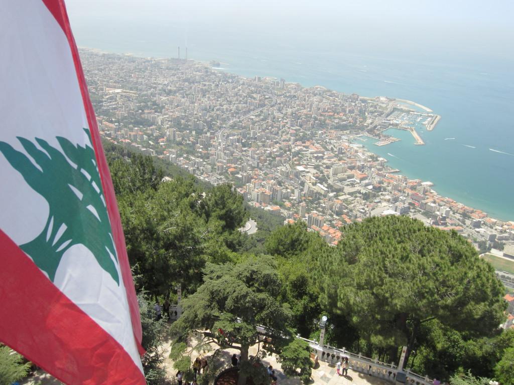 Libanon Matkustustiedote
