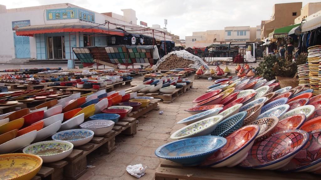 Suomalaisten yritysten läsnäolo Tunisiassa on vielä melko vähäistä ja tilaa olisi uusille tulijoille. Kuva: Tanja Jääskeläinen
