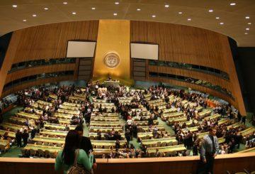 YK:n 71. yleiskokousviikko alkaa New Yorkissa maanantaina 19. syyskuuta. Kuva: Mahesh, Flickr.com cc by-nc-2.0